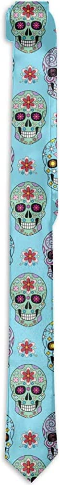 Acheter cravate tete de mort online 12