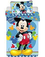 Disney Musse Pigg sängkläder set 135 x 100 cm