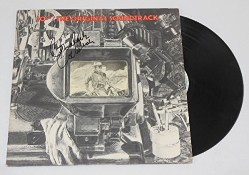 - 10cc The Original Soundtrack Graham Gouldman Hand Signed Autographed Lp Record Album with Vinyl Loa