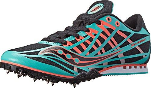Saucony Women's Velocity Mint/Vizicoral Sneaker 12 B (M)
