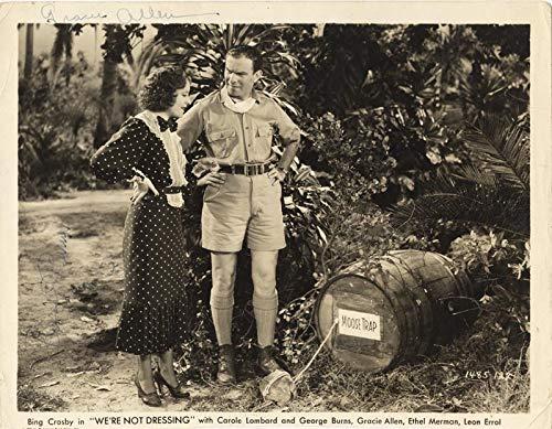 Image result for we're not dressing 1934 george burns