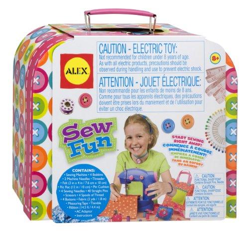 ALEX Toys Craft Sew Fun Craft Kit by ALEX Toys