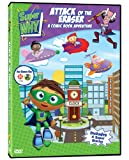 Super Why: Attack of the Eraser - A Comic Book Adventure