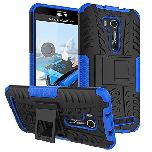 Slim Armor Hard Case for Asus Zenfone Go 5.5 ZB551KL (Black) - 6