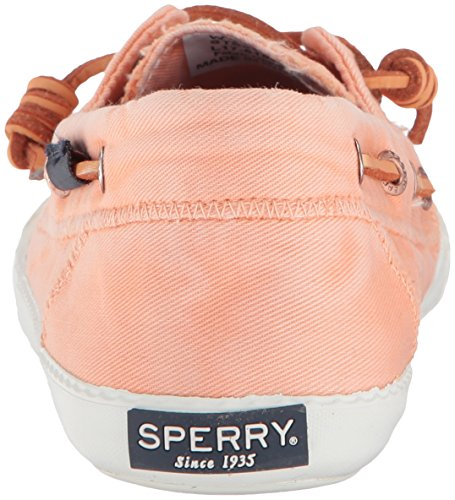 Sperry Top-sider Womens Sayel Bort Vasket Sneaker Laks