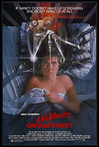 Buyartforless Wes Cravens - A Nightmare on Elm Street 1984 3