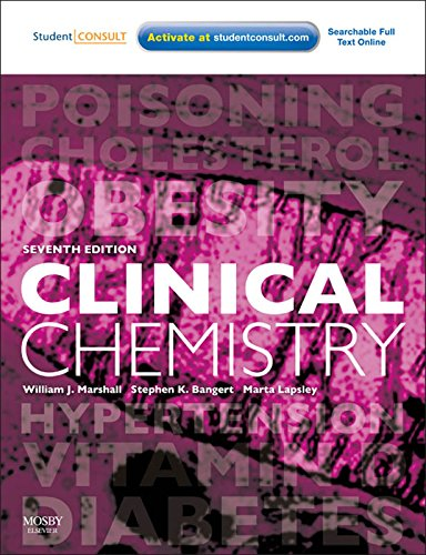Clinical Chemistry: With STUDENT CONSULT Access (Marshall, Clinical Chemistry) Pdf