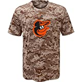 Baltimore Orioles Camouflage T-Shirt