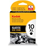 Kodak 10XL Ink Cartridge - Black - 1 Year Limited Warranty