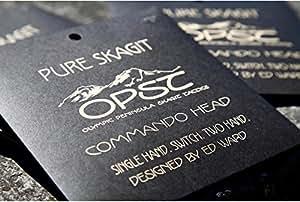 OPST Pure Skagit Commando Head, 150 grain/9.7 g/ 12'/3.7 m