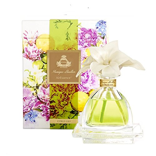 CITRUS LILY Monique Lhuillier Triple Flower Agraria AirEssence Diffuser - 7.4 oz by Agraria San Francisco