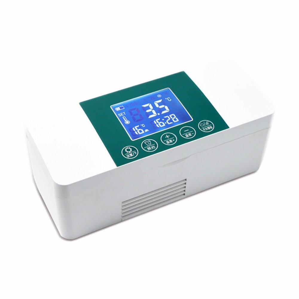 Refrigerador portátil de insulina HM-22 Termostato de ...