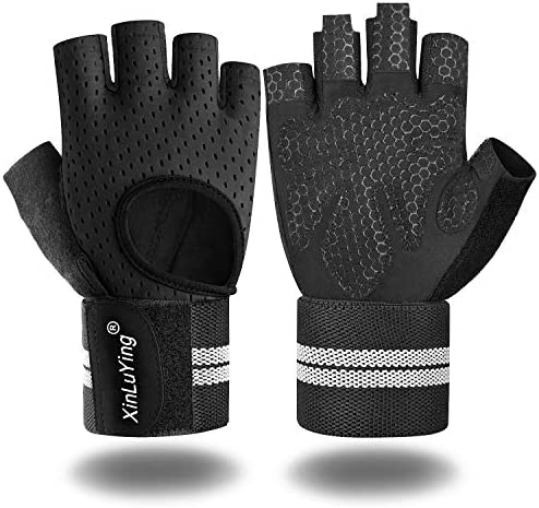 Body By Jake Men/'s Workout Gloves NWT several sizes available **
