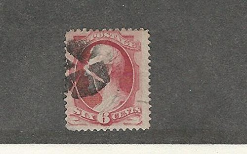 United States, Postage Stamp, 148 Used, 1870 Nice Cancel, Lincoln