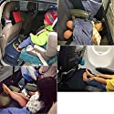 children cars airplane Inflatable Travel Parallel seat sleep Pillow
