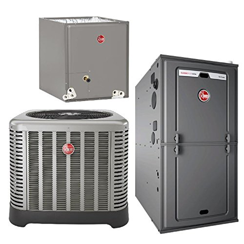 gas furnace rheem - 9