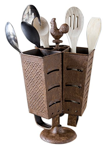 Best Value · Rustic Rooster Grater Utensil Farmhouse Product Image