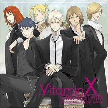 Amazon   VitaminX キャラクター...
