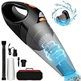 Best Dustbuster With Attachments - Cordless Car Vacuum Cleaner Upgraded FUJIWAY Rechargeable Handheld Review