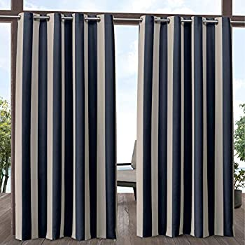 Amazon Com Madison Park Newport Printed Stripe 3m