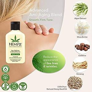 Hempz Shea Butter Anti-Aging Body Moisturizer