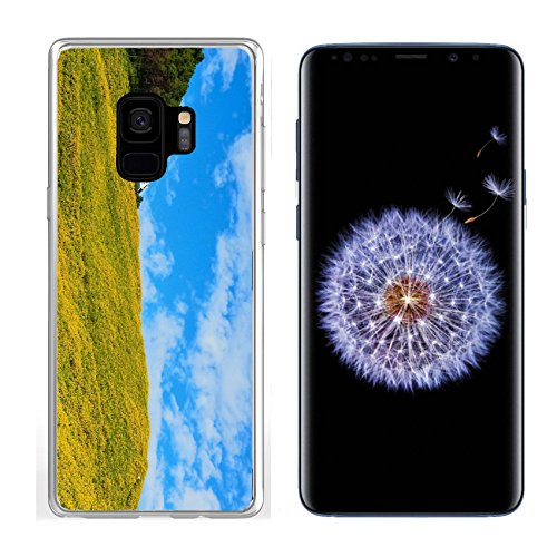 Samsung Galaxy S9 Clear case Soft TPU Rubber Silicone Bumper Snap Cases IMAGE ID 28981327 Tung Bua Tong Mexican sunflower in Maehongson Thailand