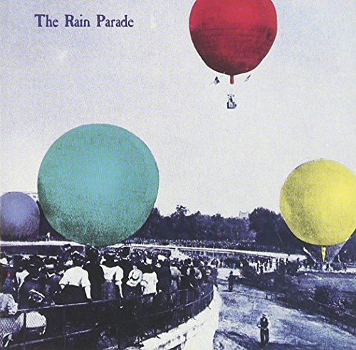 Emergency 3rd Rail Power Trip/ Explosions In The Glass Palace by RAIN PARADE