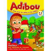 Adibou joue avec les lettres et les chiffres 4-5 ans (vf - French software)