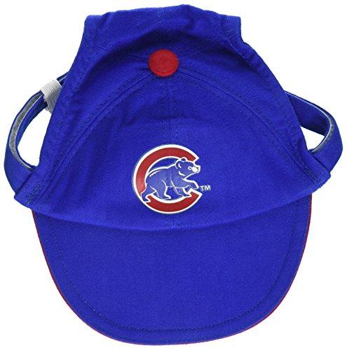 Sporty K9 MLB Chicago Cubs Dog Cap, Large  - New Design