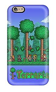 NadaAlarjane-1 Case Cover Skin For Iphone 6 (terraria Adventure)