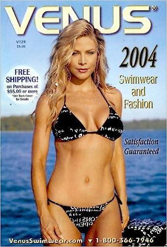 930a91dfad Venus Catalog #V124 (2004): Swimwear & Fashion Catalog Paperback – 2004