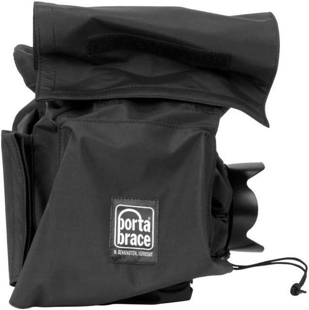 PortaBrace RS-C100 Rain Cover Cannon C-100 Black Rain Cover