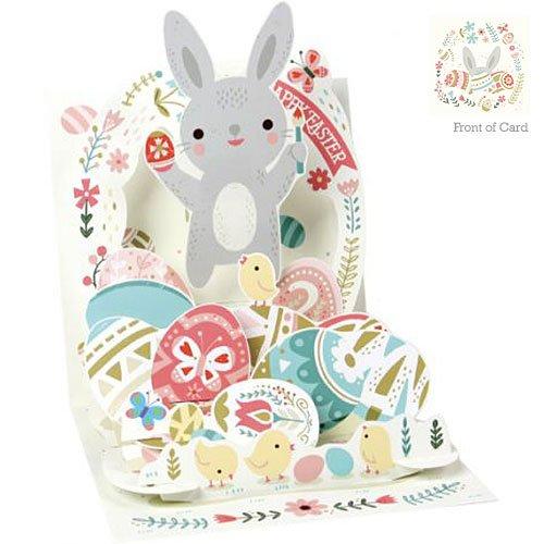 - up with Paper Pop-up Treasures Greeting Card - Easter Hide & Seek