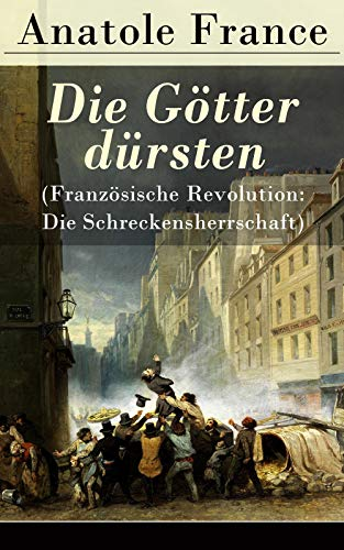 Die Götter dürsten (German Edition)