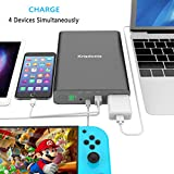 Krisdonia AC Outlet Portable Charger 60000mAh