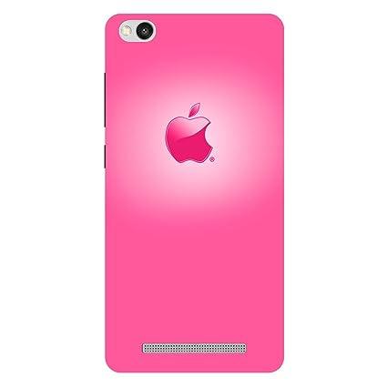 timeless design 4663a e0c77 MSC Apple Logo Hard Polycarbonate Designer Back Case: Amazon.in ...