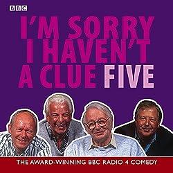 I'm Sorry I Haven't a Clue, Volume 5
