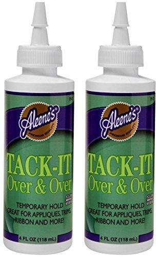 (Aleene's Tack-It Over & Over 4oz)