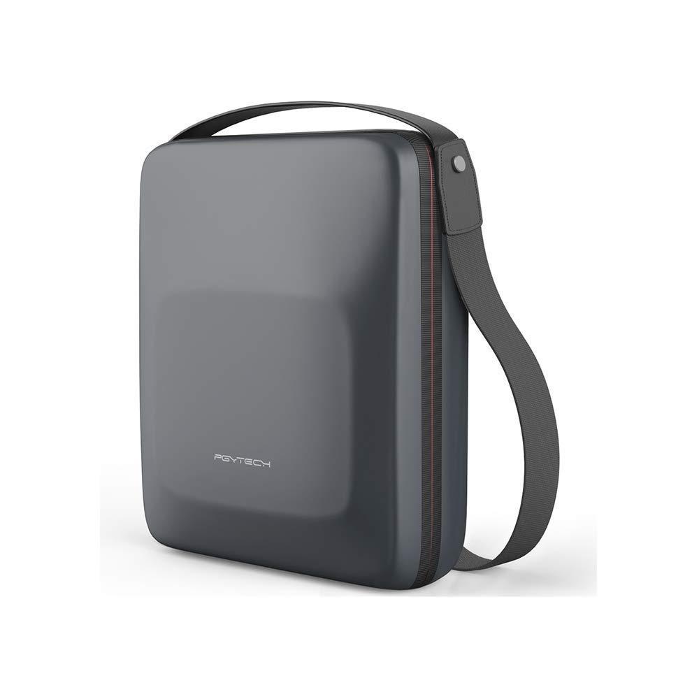 PGYTECH Mavic 2 Case Carrying Case Compatible with DJI Mavic 2 Pro Zoom for Drone Accessories PU Portable Shoulder Bag Storage Box Handbag