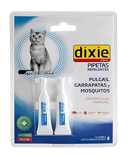 Pipeta DIXIE REPELENTE pipetas anti pulgas,garrapatas Spot ...