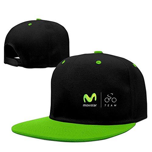 movistar-team-pedro-delgado-cycling-cool-snap-back