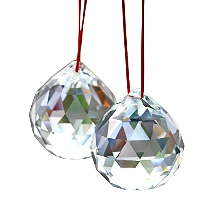 OwnMy Suncatcher Prism Ball 2 Inch