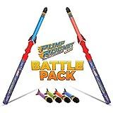 Pump Rocket JR Combo Battle Pack (includes 2 Launchers + 6 JR Rockets)