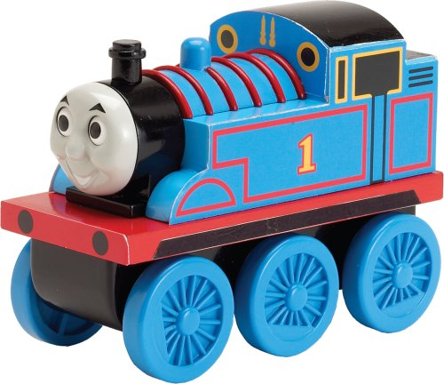 (Learning Curve Thomas & Friends Wooden Railway - Thomas Junior Series)