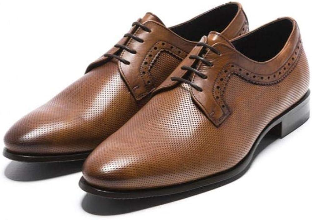 Zapato Cordones Blucher Picados Murano - Made in Spain