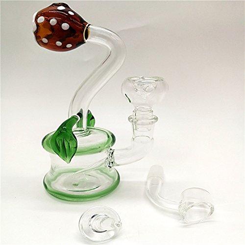 Gorro de cristal 14,5 mm, altura: 17 cm, dise/ño de flor de hombre barata Dalong