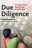 Due Diligence: An Impertinent Inquiry into Microfinance Pdf