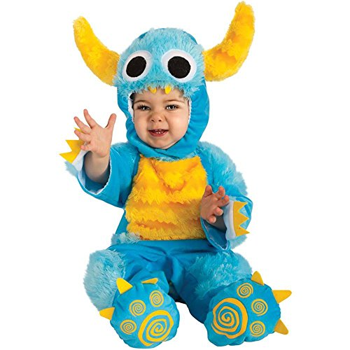Mr Monster Baby Costumes (Mr. Monster Costume - Baby 12-18)