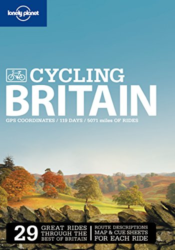 Lonely Planet Cycling Britain (Travel Guide)