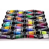 Liquitex BASICS 48 Tube Acrylic Paint Set, 22ml